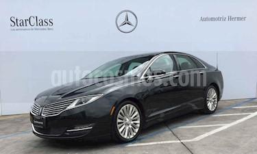 Foto venta Auto usado Lincoln MKZ Reserve  (2014) color Negro precio $259,900