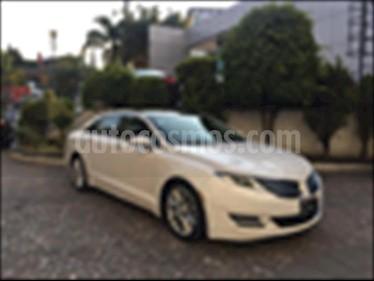 Foto venta Auto usado Lincoln MKZ Reserve  (2014) color Blanco precio $315,000