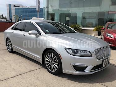 Foto venta Auto usado Lincoln MKZ Select (2017) color Plata Estelar precio $449,000