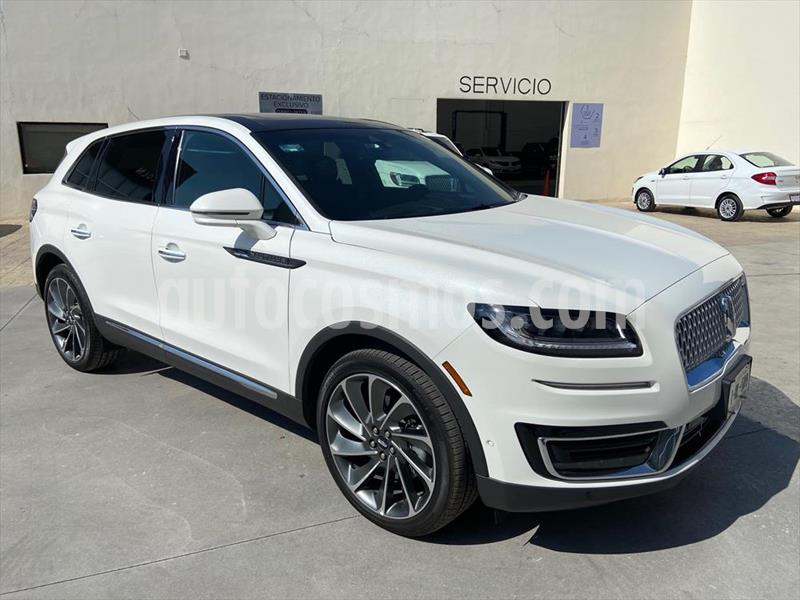 Lincoln Nautilus Reserve usado (2020) color Blanco precio $1,185,000