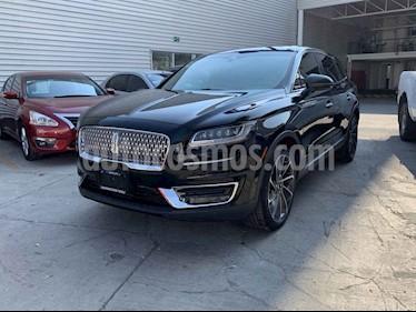 Lincoln Nautilus Reserve usado (2019) color Negro precio $755,000