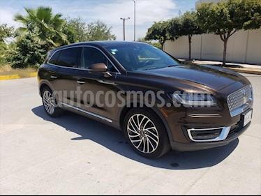 Lincoln Nautilus Select usado (2019) precio $695,000