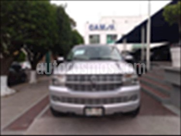 Foto Lincoln Navigator 5.4 ULTIMATE L 4X2 AT usado (2011) color Plata precio $279,000