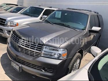 Foto venta Auto usado Lincoln Navigator 5.4L 4x2 Ultimate (2013) color Gris precio $342,000
