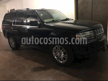 Foto venta Auto usado Lincoln Navigator 5.4L 4x4 Ultimate (2009) color Negro precio $190,000