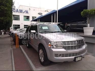 Foto venta Auto usado Lincoln Navigator 5.4L 4x4 Ultimate (2011) color Plata precio $279,900
