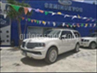 Lincoln Navigator 5P RESERVE V6 3.5 T AUT 4X4 usado (2015) color Blanco Platinado precio $493,000