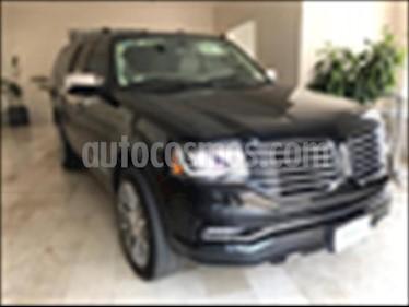 Foto venta Auto usado Lincoln Navigator L RESERVE (2015) color Negro precio $538,000