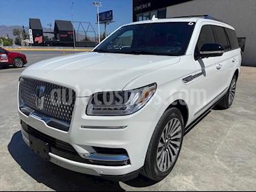 Lincoln Navigator Reserve Corta usado (2020) color Blanco precio $1,796,000