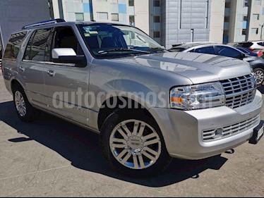 Lincoln Navigator 5p vagoneta 4x2 aut q/c DVD R-20 lujo L usado (2011) color Plata precio $199,000