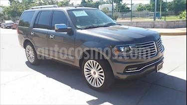 Lincoln Navigator RESERVE V6/3.5/T AUT 4X4 usado (2015) color Gris precio $522,000