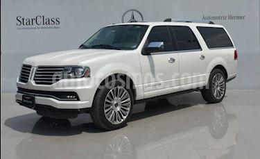 Lincoln Navigator Reserve L usado (2015) color Blanco precio $499,900