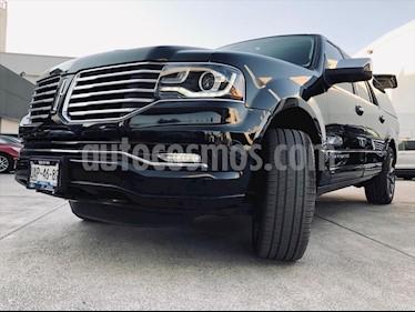 Lincoln Navigator L 4X4 RESERVE usado (2017) color Negro precio $740,000
