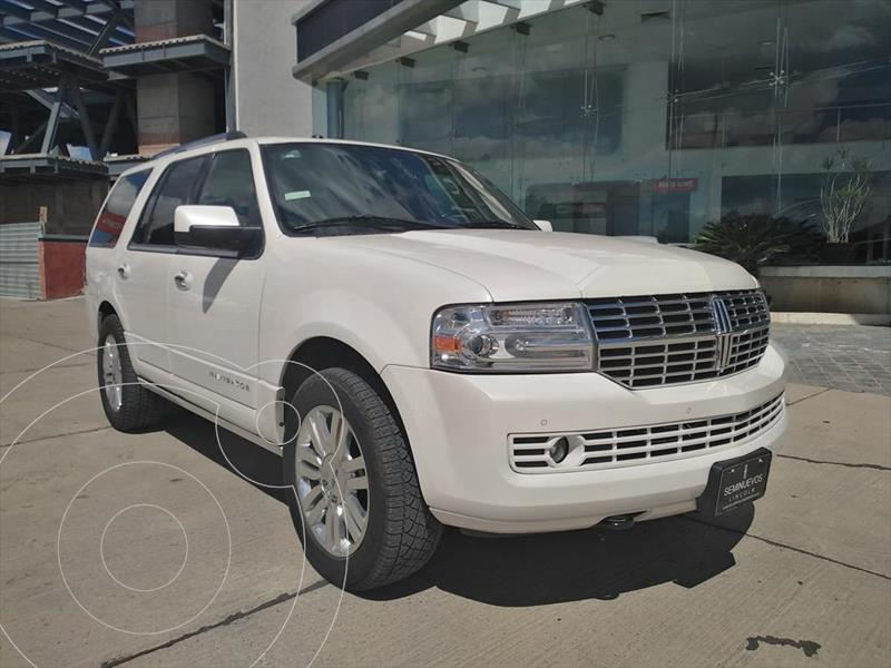 Foto Lincoln Navigator 5P ULTIMATE V8 5.4 AUT usado (2014) color Blanco precio $319,000