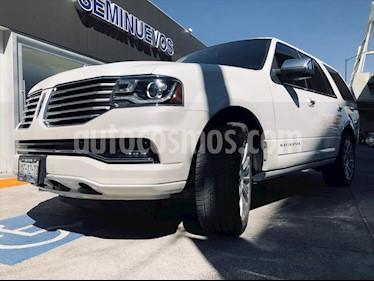 Lincoln Navigator L RESERVE usado (2015) color Blanco precio $509,000