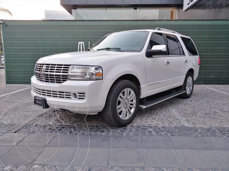 Lincoln Navigator 5P VAGONETA 4X2 AUT ULTIMATE usado (2011) color Blanco precio $215,000