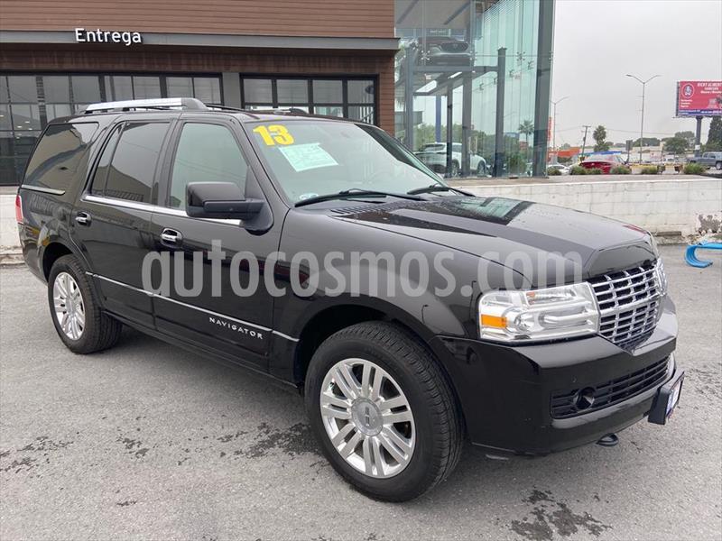 Lincoln Navigator 5P LIMITED V8 5.4 AUT usado (2013) precio $258,000