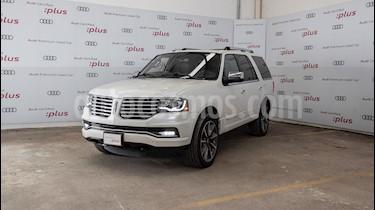 Lincoln Navigator Reserve usado (2017) color Blanco Platinado precio $790,000