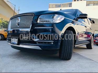 Lincoln Navigator Reserve Larga usado (2018) color Azul Imperial precio $1,210,000