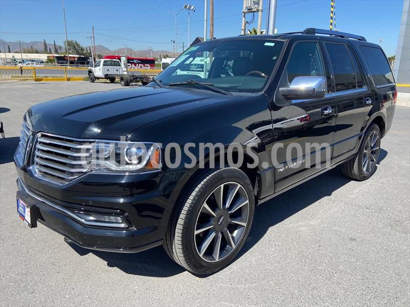 Lincoln Navigator Reserve usado (2017) color Negro precio $545,000