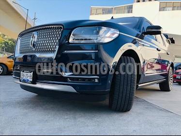 Lincoln Navigator Reserve Larga usado (2018) color Azul Claro precio $1,150,000
