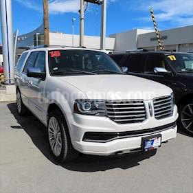 Lincoln Navigator Reserve usado (2015) color Blanco Platinado precio $448,000