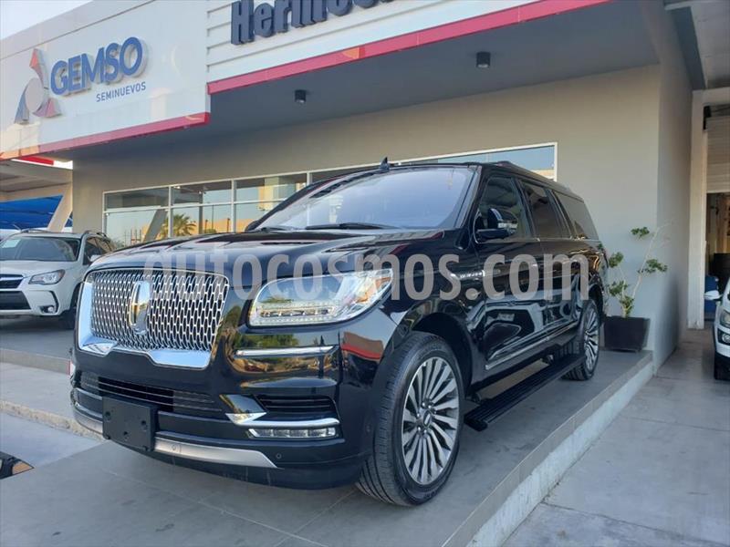 Lincoln Navigator Reserve Larga usado (2020) color Negro precio $1,660,000