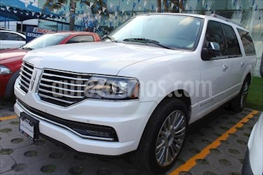 Lincoln Navigator SELECT L V6/3.5/T AUT usado (2016) color Blanco precio $598,000