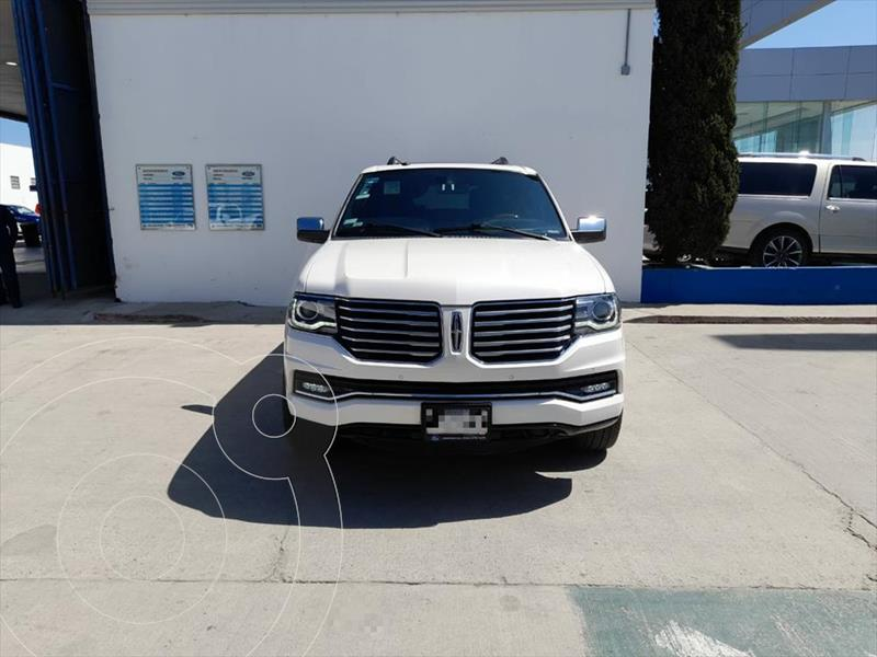 Foto Lincoln Navigator L 4X4 RESERVE usado (2017) color Blanco precio $650,000
