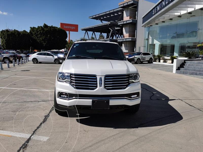 Lincoln Navigator 4X4 RESERVE usado (2017) color Blanco precio $639,000