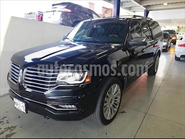 Lincoln Navigator 5P RESERVE V6 3.5 T AUT 4X4 usado (2015) color Negro precio $519,900