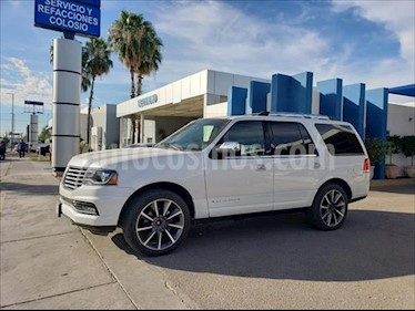 Lincoln Navigator 4X4 RESERVE usado (2017) color Blanco precio $620,000