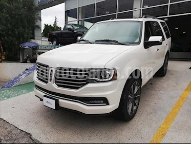 Lincoln Navigator 4X4 RESERVE usado (2017) color Blanco precio $550,000