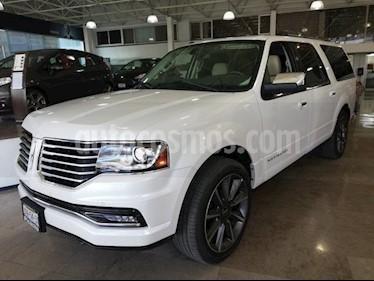 Foto venta Auto usado Lincoln Navigator Reserve L (2017) color Blanco precio $789,900