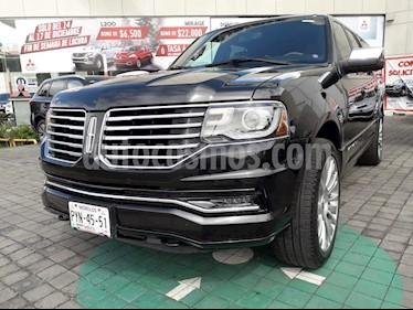 Foto venta Auto Seminuevo Lincoln Navigator Reserve L (2015) color Negro precio $615,000