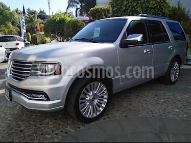 Foto venta Auto usado Lincoln Navigator Select (2015) color Plata Estelar precio $545,000