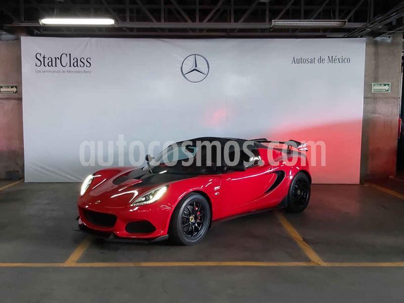 Foto Lotus Elise 111 usado (2019) color Rojo precio $1,199,000
