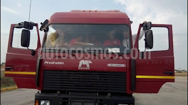 Mack CH-613 HD Chasis L6 12i 24V usado (2018) color Rojo precio BoF120.000.000