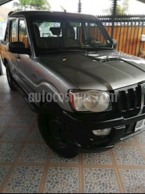 Mahindra Pik Up 2.2L 4X2 Diesel XL CD usado (2014) color Plata precio $5.800.000
