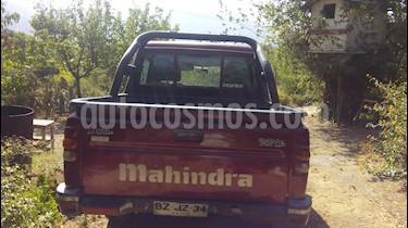 Mahindra Pik Up 2.2L 4X2 Diesel XL CD usado (2009) color Rojo precio $3.650.000