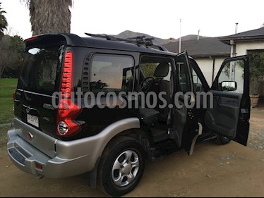 Foto venta Auto usado Mahindra Scorpio 2.2L 4x2 Full (2015) color Negro precio $6.100.000