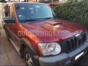 Mahindra Scorpio 2.2L 4x2 usado (2013) color Rojo precio $5.990.000