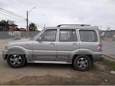 Foto venta Auto usado Mahindra Scorpio 2.2L 4x2 (2013) color Gris precio $6.500.000