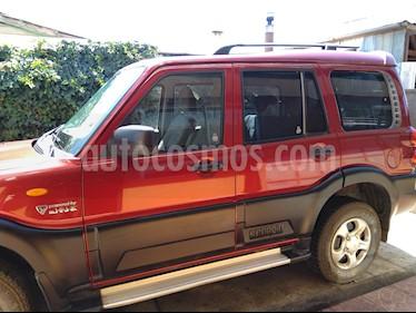 Mahindra Scorpio 2.2 4x2 usado (2011) color Rojo precio $4.600.000