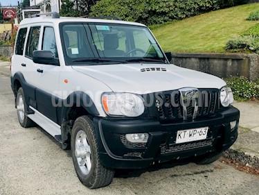 Mahindra Scorpio 2.2L 4x4 Full usado (2019) color Blanco precio $9.450.000