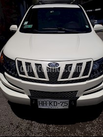 Foto venta Auto usado Mahindra XUV 500 2.2L 4x2 Limited (2015) color Blanco precio $9.500.000