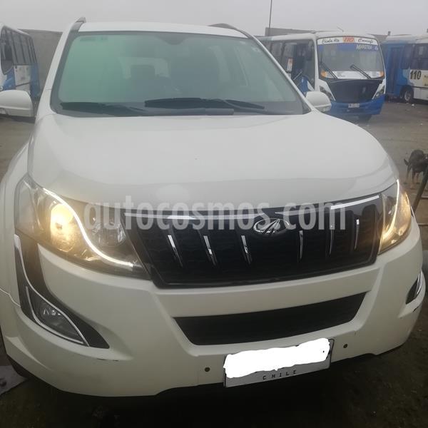 Mahindra XUV 500 2.2L 4x2 Limited usado (2017) color Blanco precio $8.500.000