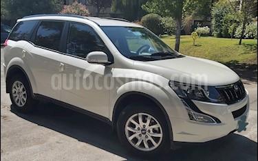 Mahindra XUV 500 2.2L G 4x2 Aut  usado (2019) color Blanco precio $9.500.000