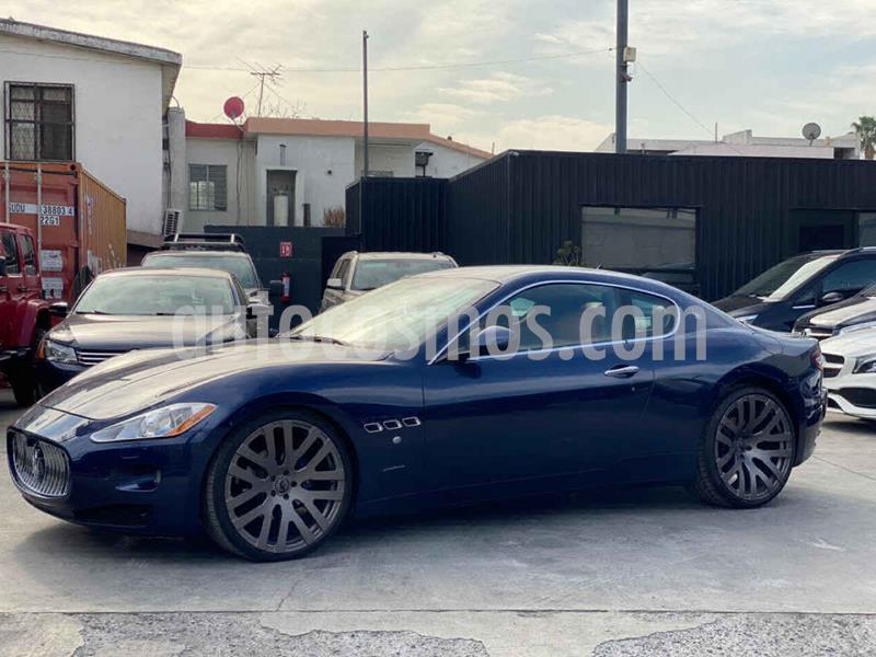 Maserati GranTurismo 4.2L usado (2008) color Azul precio $990,000