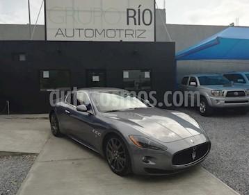 Foto venta Auto usado Maserati GranTurismo S Automatico (2009) color Gris Grafito precio $9,800,000